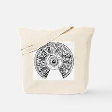 Phoenician Patera Tote Bag