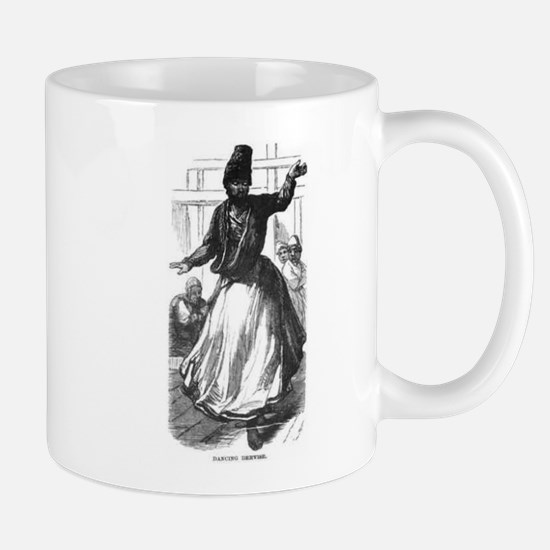 Whirling Sufi Dervish Mug