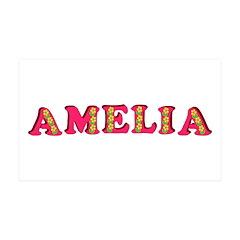 Amelia 38.5 x 24.5 Wall Peel
