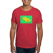 Peeps Black T-Shirt