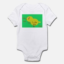 Peeps Infant Creeper