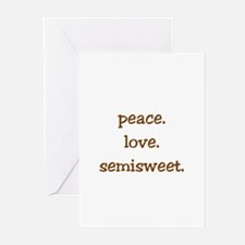 Semisweet Greeting Cards (Pk of 10)
