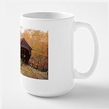 Weathersfield, Vermont Covered Bridge Mug