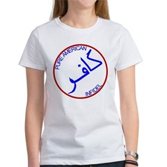 Red White Blue Pure Infidel Tee
