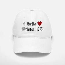 Hella Love Bristol Baseball Baseball Cap