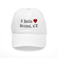 Hella Love Bristol Baseball Cap