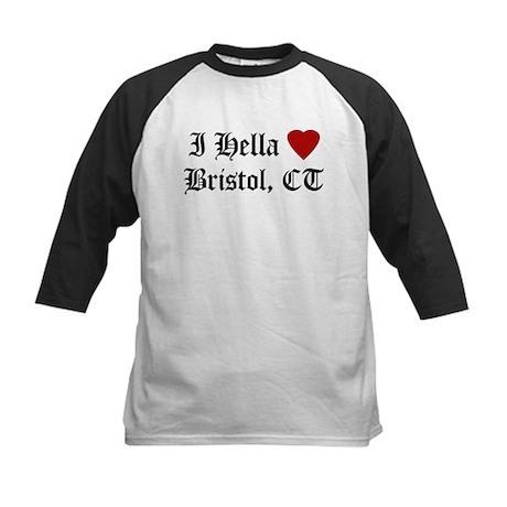 Hella Love Bristol Kids Baseball Jersey