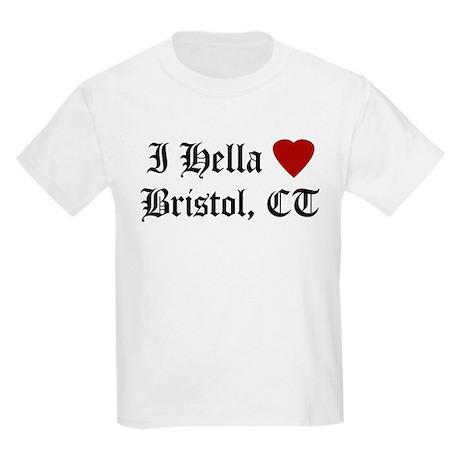 Hella Love Bristol Kids T-Shirt
