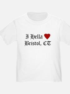 Hella Love Bristol T