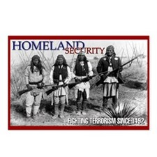 Homeland Security Postcards (Package of 8)