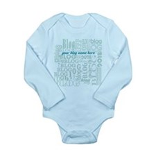 My Blog Long Sleeve Infant Bodysuit