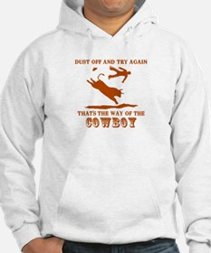 The Way of the Cowboy Hoodie
