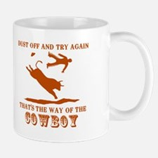 The Way of the Cowboy Mug