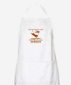 The Way of the Cowboy Apron