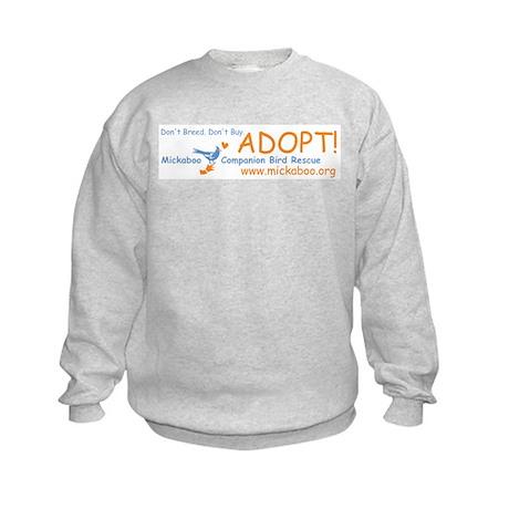 Adopt Kids Sweatshirt