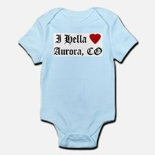Hella Love Aurora Infant Creeper