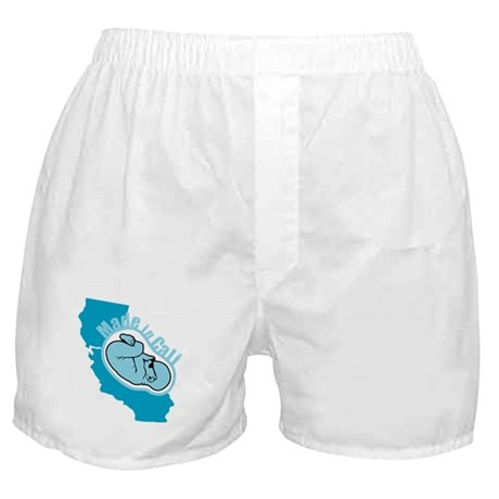 Made In California - Badass Boxer Shorts