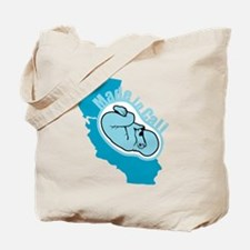 Made In California - Badass Tote Bag