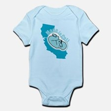 Made In California - Badass Infant Bodysuit