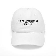 San Angelo Pride Baseball Baseball Cap