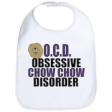 Funny Chow Bib