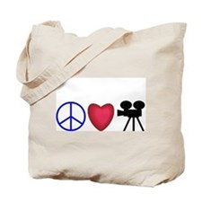 Movie Lover Tote Bag