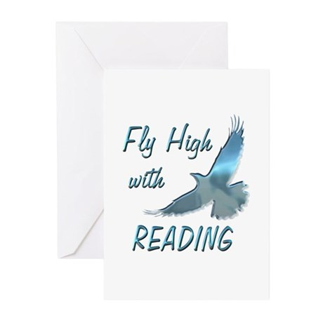 Fly with Reading Greeting Cards (Pk of 20)