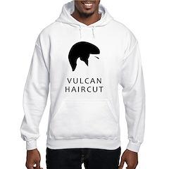 Vulcan Haircut Hoodie