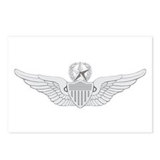 Master Aviator Postcards (Package of 8)