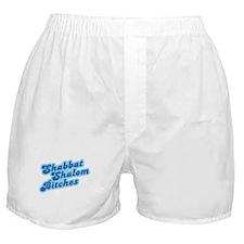 Shalom Bitches Boxer Shorts