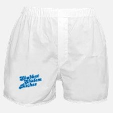 Shalom Bitches Boxer Shorts