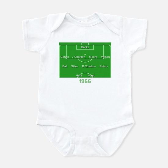 1966 Heroes Infant Creeper