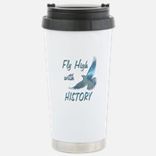 Fly with History Travel Mug