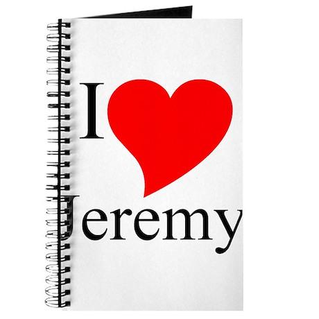 Jeremy Journal