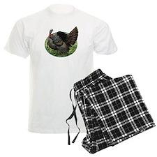 Wild Turkey Pajamas