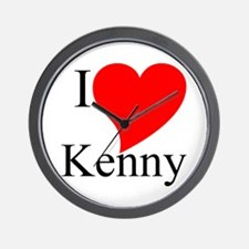 Kenny Wall Clock