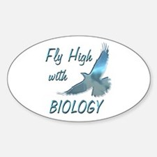 Fly with Biology Decal
