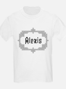 """""""Celtic Knots Alexis"""" Kids T-Shirt"""