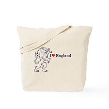 Royal England Tote Bag