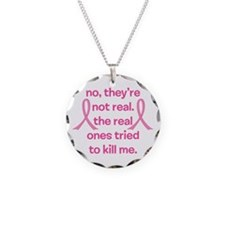 Not Real Necklace