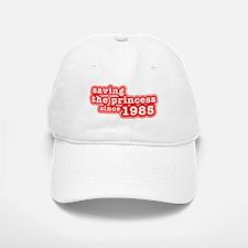 Saving the Princess Baseball Baseball Cap
