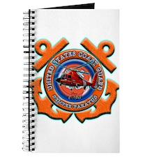 US Coast Guard Anchors Journal