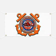 US Coast Guard Anchors Banner
