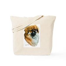 Tibetan Spaniel Tote Bag