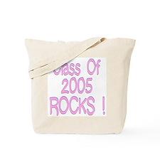 2005-pink Tote Bag