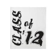 Class of '12 Throw Blanket