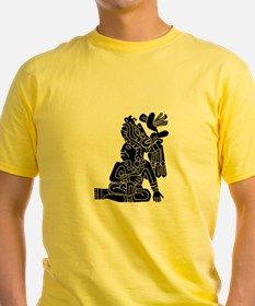 Mexican Aztec Protection T