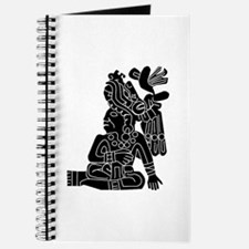 Mexican Aztec Protection Journal
