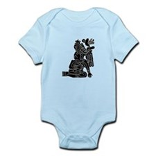 Mexican Aztec Protection Infant Bodysuit