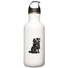 Mexican Aztec Protection Sports Water Bottle